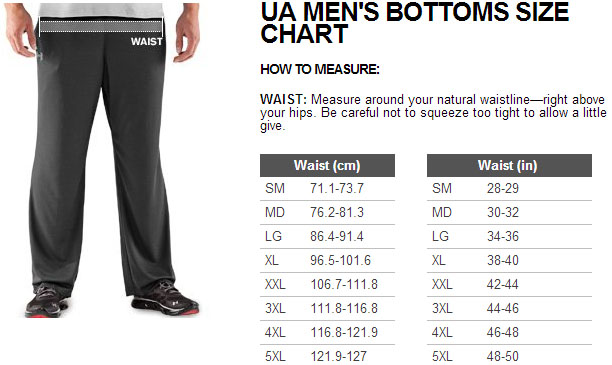 Under Armour Football Gloves Size Chart