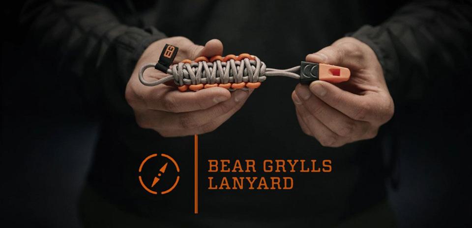Gerber Bear Grylls Survival Lanyard